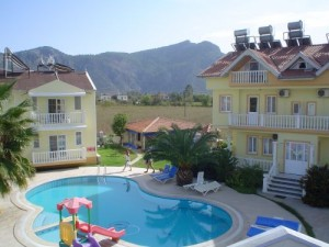 hotels in dalyan