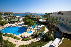 hotels in gumbet